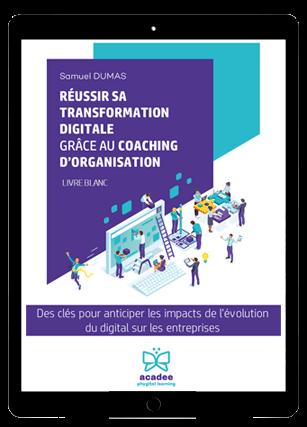 Livre Blanc] Réussir sa transformation digitale grâce au coaching d'organisation